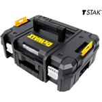 Dewalt T-Stack kuffert til skruemaskine 18V DCF620 + DCF6201 forsats