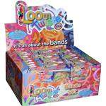Loom Bands (Bandz) - 300 Loom Twister SMELL Bands Elastik - Fun Party Rubber *Crazy tilbud*