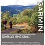 Garmin TOPO Frankrike v5 PRO, nordöstra Garmin microSD™-/SD™-kort