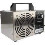 Rustfrit stål luftrenser-ozon generator maskine - 10g 220V