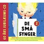 De små synger-CD 2 Jacob Haagendal & Søren Nyborg-Jensen - CD