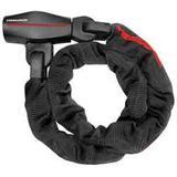 Trelock kædelås 110 cm / 9,5 mm sort - BC680 - Varefakta godkendt - 8005429