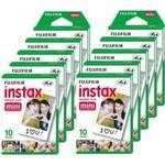 Storkøb Fuji Instax Mini Film 10x10 stk