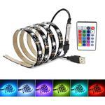 Colourful RGB LED-Lys til TV & PC-3 meter