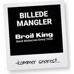 Broil King Warming Rack Porc Coated Ci - 22006-991