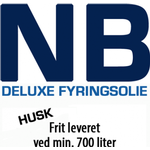 NB DeLuxe fyringsolie - 2000 L