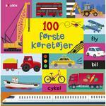 100 første køretøjer - 9788772052663