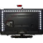 Hvidt LED-Lys til TV & PC