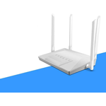 Ulåst 4g lte cat4 router wifi lan ethernet modem med SIM -kort slot - Version C