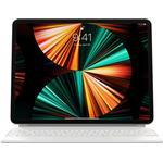 """Magic Keyboard Apple iPad Pro 11"""" Hvid (3.Gen) – dansk"""