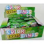 Loom Bands (Bandz) - 300 Colour Loom Bands Glitter Metallic Elastik - Fun Party Rubber *Crazy tilbud*