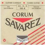 Savarez 505R Corum A5 løs spansk guitar-streng, rød