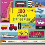 100 første køretøjer, papbog