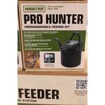 Moultrie pro hunter feeder kit