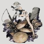Nier Replicant: 10+1 Years / Kaine / O.s.t. - Game Music