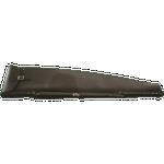 CROOTS Byland Bipod Rifle Slip zip/flap, læder, dark havana