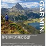 Garmin TOPO Frankrike v5 PRO, sydöst Garmin microSD™/SD™ card