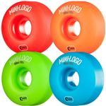 Mini Logo C-Cut Multi Colour Wheel Multi 53mm