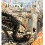 Harry Potter og Flammernes Pokal - Illustreret