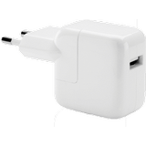 12W USB Oplader til iPad & iPhone