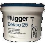 Flügger Dekso 25 10 liter Kalkhvid