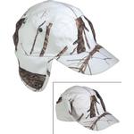 Mil-Tec Snow Wild Trees™ - Vinterhue/kasket til jagt