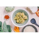 Forestia Middelhavsstuvning med grøntsager og ris (vegansk)