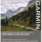 Garmin TOPO Frankrike v5 PRO, sydväst Garmin microSD™-/SD™-kort