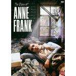 Anne Franks Dagbog - DVD - Film