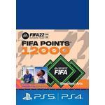 FIFA 22 Ultimate Team - 12000 FIFA Points (PS4/PS5) PSN Key