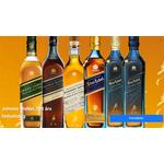 whiskysmagning Johnny Walker 200 års fødselsdags smagning