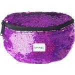 Spiral Bæltetaske - Harvard - Glamour Purple Sequins - OneSize - Spiral Bæltetaske - Lilla/Metallic