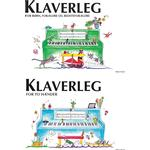 Pakketilbud Klaverleg bind 1 og 2