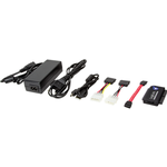 LogiLink Adapter USB 2.0 to 2.5 + 3.5