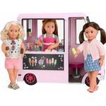 Our generation Ice Cream truck - Isbil lyserød