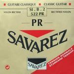 Savarez 522R H2 løs spansk guitar-streng, rød