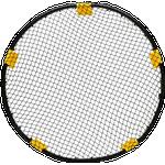 Net til Smash Ball/Spikeball