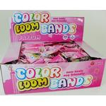 Loom Bands (Bandz) - 300 Colour Loom Bands Kit-Perfumed Elastik - Fun Party Rubber *Crazy tilbud*
