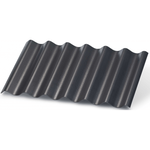 Cembrit bølgepl sortblå B7 1100x570mm FK 41200006 fuldkantet