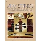 All For Strings Book 1 Cello