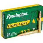 Remington Core-Lokt SP Riffelpatroner - Kal. 30-06 Springfield - 9,7 g