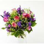 Send blomster - frisk buket