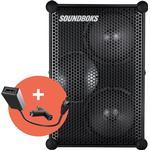 SOUNDBOKS SOUNDBOKS (Gen.3) + GearBoks Cable Trådløs højtaler med batteri - 3 års medlemsgaranti