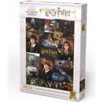 Harry Potter & hemmelighedernes kammer puslespil - 1.000 brikker
