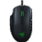 [EXCLUSIVE] Razer Naga Left-Handed Edition MMO Gaming Mouse - True Left-Handed Ergonomic Design - 19+1 Programmable Buttons - Focus+ 20K DPI Optical Sensor