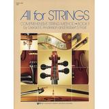 All For Strings Book 1 String Bass
