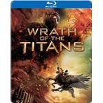 Wrath of The Titans (2012) - Import - Limited Edition Steelbook (Region 1)