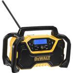 DeWALT Akku- und Netz Kompakt-Radio mit Bluetooth (ohne Akkus) - DCR029-QW