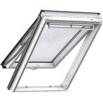 Velux tophængt vindue hvidm. GPL MK10 2068 78x160cm 3-lags super lavenergi