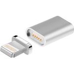 Magnetisk Lightning adapter - Sølv